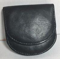 Brand New men soft Genuine leather wallet change purse handy pocket wallet