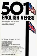 501 English Verbs: Fully Conjugated in All the Tenses, Easy-to-Learn Format
