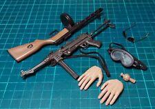 Sub machine Shpagin PPSH 41 Russian gun maiden wood designer World War II ППШ 41