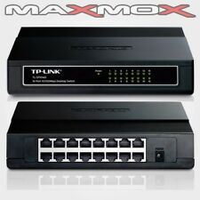 TP-Link 16 Port Switch Ethernet Netzwerk 10/100 LAN Hub