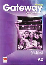 Macmillan GATEWAY A2 2nd Edition Workbook @BRAND NEW@