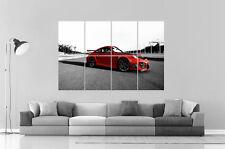 Porsche GT Street R  Wall Poster Grand format A0 Large Print