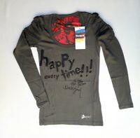 T-SHIRT     DESIGUAL  KIRCH  Grey     Taille L