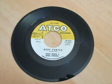 NINO TEMPO & APRIL STEVENS- DEEP PURPLE  B/W- I'VE BEEN CARRYING A TORCH FOR YOU