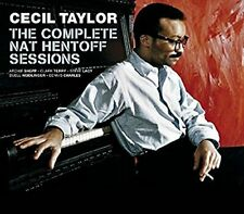Cecil Taylor - The Complete Nat Hentoff Sessions [CD]
