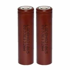LG HG2 18650 3000mAh Rechargeable Batteries
