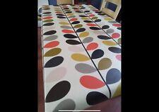 "pvc Tablecloth Orla Kiely Multi Stem 52""x 52"""