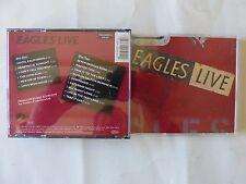 CD ALBUM EAGLES Live 7559 60591 2