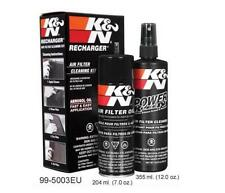 Kit K&N KN CLEANING OILING AIR FILTER Recharger 2699981 KLEEN CLEAN OIL new