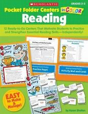 Scholastic Reading : 12 Ready-to-Go Centers That Motivate Students to Practice