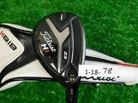Titleist 818 H1 23* Hybrid Tensei CK 60 Regular Graphite with Headcover