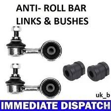 BMW 316 318 320 323 soucis front anti roll bar Sway bar 2 x buissons & 2 x barres de liens