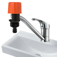 Garden Water Hose Pipe Tube Connector Kitchen Maxed Tap Adapter Universal Faucet