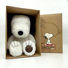 Original Schulz Snoopy 60th Anniversary Limited Edition Plush in Box