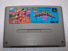 Platformer Nintendo SNES Capcom Video Games