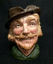 New ListingRoyal Doulton 'Robin Hood' D6205 1946 Large Toby Character Jug - Style One