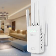 PIX-LINK LV-WR09 WiFi Range Extender Wireless Router Repeater AP US Plug 30m/50m
