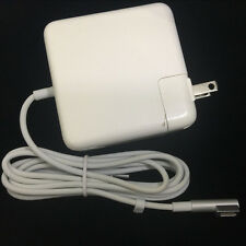 85W L-Tip Laptop AC Charger Adapter Power Cord for Apple MAC MacBook Pro 15 17""
