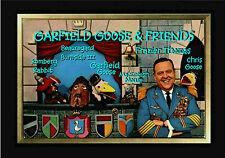 MAGNET  Television Garfield Goose  Romberg Rabbit Frazier Thomas WGN Chicago