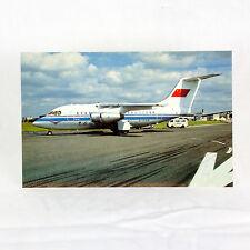 CAAC - China Aviation - BAE 146 - G XIAN - Aircraft Postcard - Top Quality
