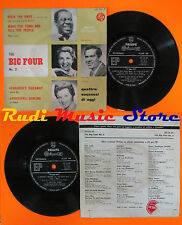 LP 45 7''LOUIS ARMSTRONG MINDY CARSON RAY STAFFORD The big four italy cd mc dvd