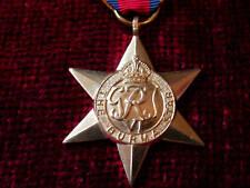 qualité Die Frappé WW2 Burma Star Réplica