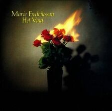 Het Vind by Marie Fredriksson CD 1987 SWEDEN SWEDISH POP ROCK RARE OOP IMPORT