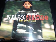 Nelly Furtado Turn Off The Lights Rare Australian 4 Track Enhanced CD Single
