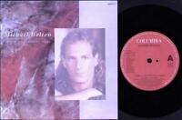 "MICHAEL BOLTON Love Is A Wonderful Thing  7"" Ps, B/W Soul Provider, 656771 7"