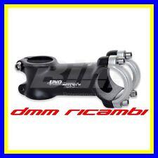 Attacco Manubrio Bici UNO 90 mm. 7° (31,8/28,6) MTB ENDURO TRAIL BDC CITY BIKE