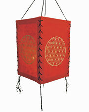 Lampenschirm Blume des Lebens , LOKTA Papier, Papierleuchte Papierlampe Lampion