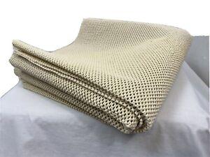 Foam Anti-Slip Mat Rug Liner 9' x 9'