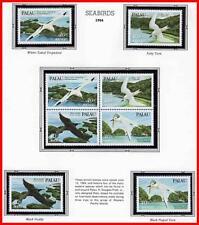 PALAU 1984 SEA BIRDS MNH