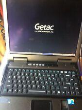 Getac B300-X 13.3 in Intel Core i7 8GB RAM  Notebook - Brown