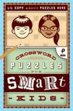 Crossword Puzzles for Smart Kids (Paperback or Softback)