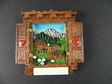 Calamita SOUVENIR universale per etichettare stesso, motivo montagna, Bergdorf, Mountain (4)
