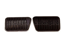 FORD FALCON MANUAL BRAKE & CLUTCH PEDAL PAD KIT SUITS ALL BA BF FG INCLUDING UTE