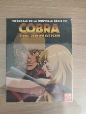 Coffret Blu-ray COBRA. the animation. Neuf sous Blister !! Version Française