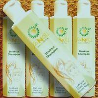 Sanoll Struktur Shampoo Balsampappel 200ml feines Haar Naturkosmetik bio vegan