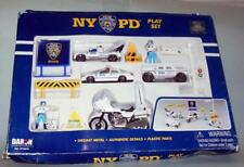 DARON REALTOY NYPD DIECAST PLAY SET RT8620B