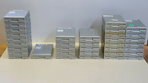 LOT of 35 Sony/Samsung/Panasonic 1.44MB 3.5in Beige Floppy Disk Drive TESTED
