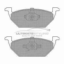 Seat Toledo Hatchback 2012-> 1.2 1.4 1.6 Front Brake Pads Kit W146-H55-T19.8