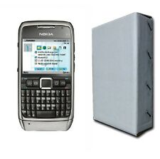 Nokia E71 STEEL GREY Mobile - QWERTY ! With WIFI & 3G ! Original - In Plain Box