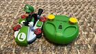 World of Nintendo Mario Kart 8 Luigi Wall Climber Remote Control Racer - USED