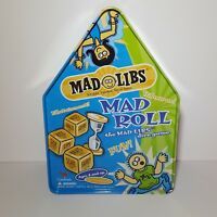 MAD LIBS mad roll Tin Complete Party Word Games