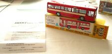 DINKY TOYS N° 283 SINGLE DECKER BUS IN REPRO BOX SCALE:1/43