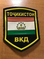 TAJIKISTAN PATCH POLICE NATIONAL - ORIGINAL