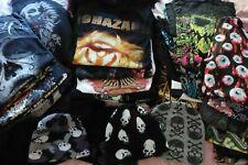 ROCK,GOTH,BIKER PUNK XXL /XL TEE SHIRTS &HOODIE. INDIVIDUAL TEES-UNISEX