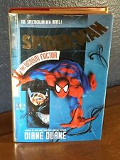 The Amazing Spider-Man THE VENOM FACTOR 1st Edition w/ MINT Sealed Card! NM+ 300
