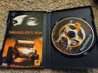 Smuggler's Run (Sony PlayStation 2, 2002) - PS2 Complete Black Label Tested